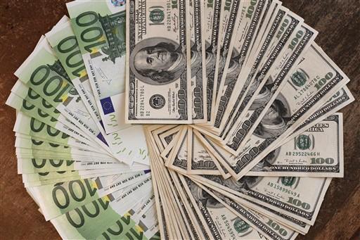 Dolar ve euro ne kadar? (9 Ocak 2016)