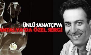 Antalya Film Festivali'nde Kemal Sunal sergisi açıldı