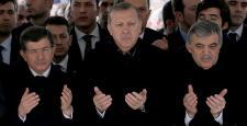 Eski Cumhurbaşkanı Abdullah Gül'ün kayınpederi Ahmet Özyurt toprağa verildi
