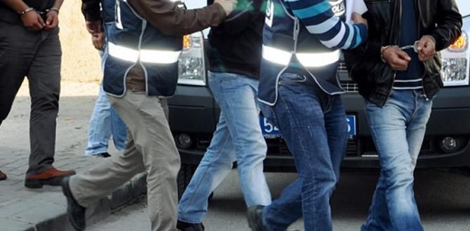 Erzurum merkezli 3 ilde FETÖ operasyonu: 18 gözaltı