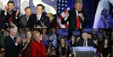 ABD'de başkanlık seçimleri kapsamında ön seçim düzenlendi!