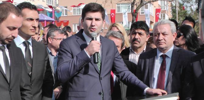 Silivri'de Başbuğ Alparslan Türkeş Parkı ve hatıra anıtı açıldı