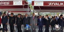 """Balıkesir'de işgal güçlerine """"ilk kurşun""""un 97. yılı"""