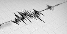 Ege'de 4,0 büyüklüğünde deprem