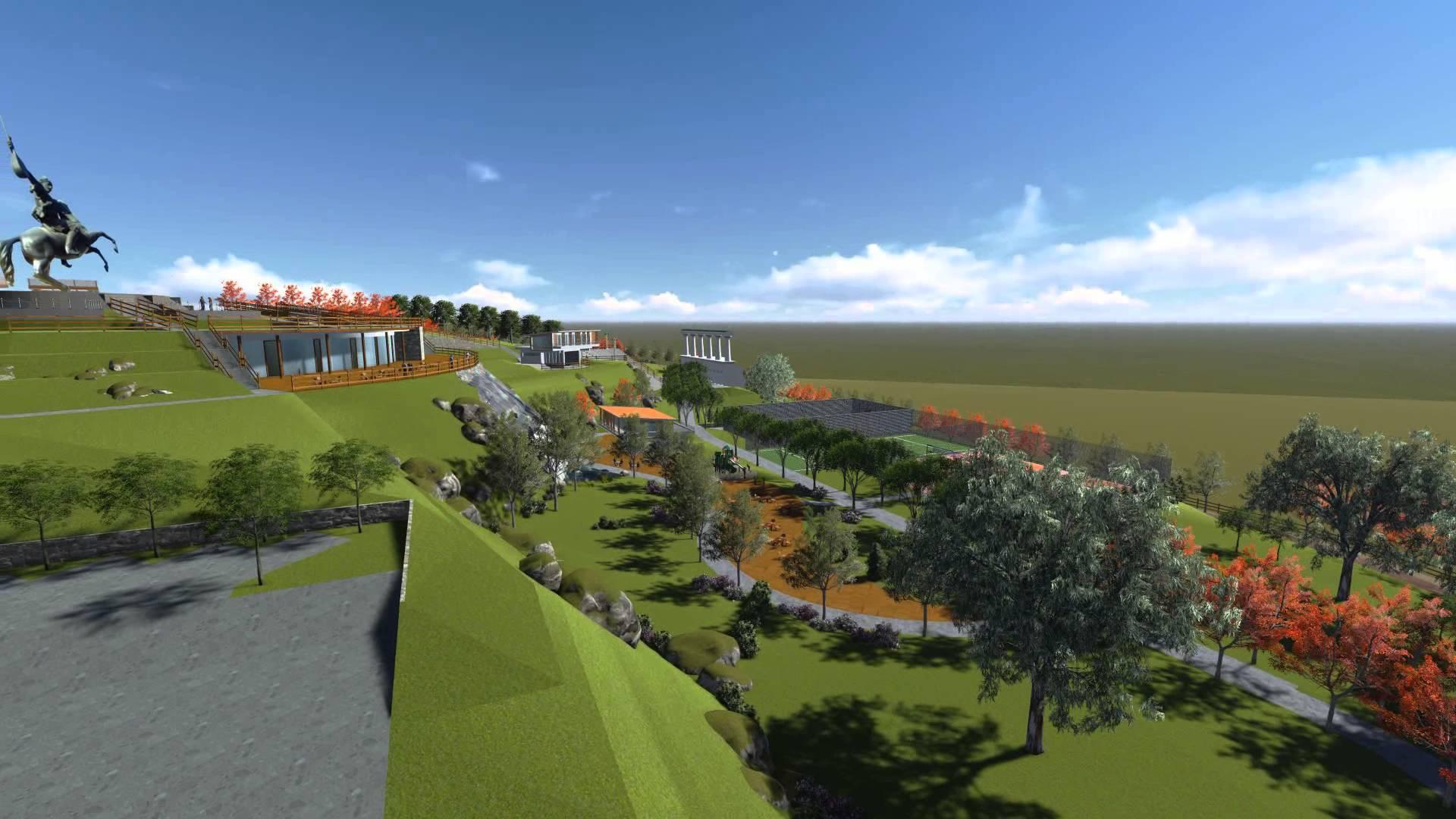 Bolu'ya 9 kilometrelik park yapılacak