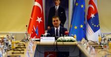 AB Bakanı Çelik gündemi değerlendirdi (1)