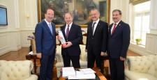 Sağlık Bakanı Akdağ Kırkpınar'a davet edildi