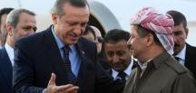 Mesud Barzani Ankara'ya geldi!