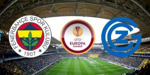Grasshoppers- Fenerbahçe 0-2 maç özeti