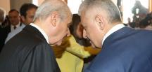 Başbakan Yıldırım-Devlet Bahçeli görüşmesi
