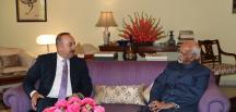 Dışişleri Bakanı Çavuşoğlu, Hindistan'da (1)