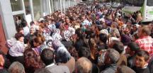 Erzincan'da geçici 187 kişilik işçi kadrosu için 3 bin 192 başvuru