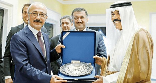 Türk şirketler 150 milyar dolarlık işe talip oldu