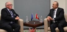 Dışişleri Bakanı Çavuşoğlu BM zirvesi öncesi diplomasi trafiğine başladı