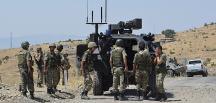 15 gün süreyle Şırnak'taki 14 bölge özel güvenlik bölgesi ilan edildi
