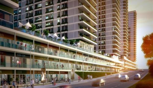Kadıköy'de bir yıldız doğuyor: Mina Towers