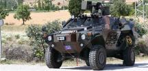 PKK'lı teröristler tarafından açılan ateş sonucunda Hakkari'de 3 korucu şehit oldu