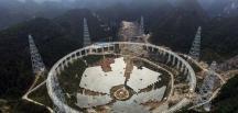 Dünyanın en büyük teleskobu Çin'de faaliyete geçti