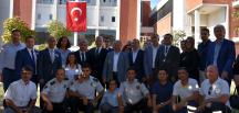 Sağlık Bakanı Akdağ, Manisa'da