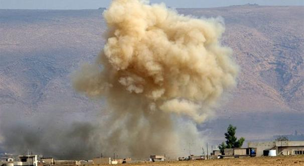 Musul'da DAEŞ'e ağır darbe! 40 terörist öldürüldü