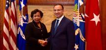 Adalet Bakanı Bozdağ Washington'da
