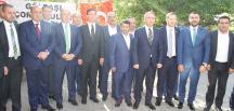 AK Parti Genel Başkan Yardımcısı Fatih Şahin: