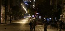 Atina'da anarşistler polisle çatıştı