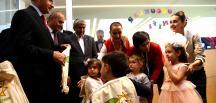 Bahriye Üçok Ekolojik Çocuk Yuvası açıldı