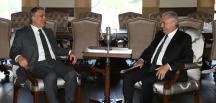 Başbakan Yıldırım'dan Gül'e nezaket ziyareti