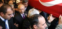 Gazeteci Nail Güreli, son yolculuğuna uğurlandı
