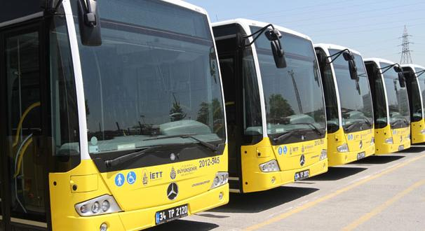 İETT yolcuları artık sigortalı! Ölüm ve sakatlıklara 35 bin lira tazminat verilecek