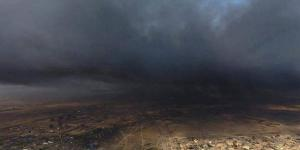 IŞİD' Musul'da kükürt üretim merkezini ateşe verdi! Havaya yükselen zehirli gaz bu gece Türkiye'ye geliyor!