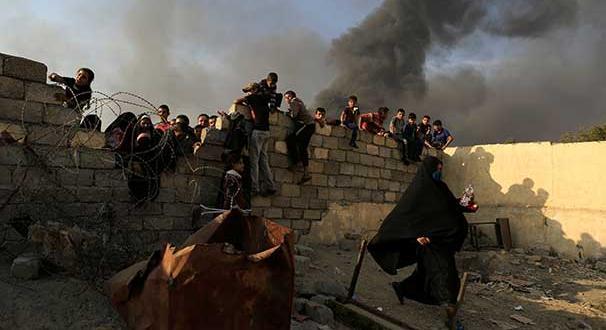 DEAŞ'ın ateşe verdiği kükürt tesisinden yayılan zehir nedeniyle 3 kişi öldü! Yetkililer açıkladı: Felaket kapıda