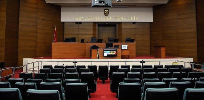 Erzurum'da FETÖ'den ilk mahkumiyet! Müebbet