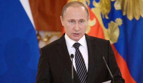 Putin: Suriye'de ateşkese varıldı