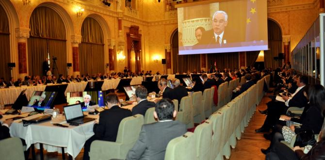 14. Avrupa Spor Bakanları Toplantısı