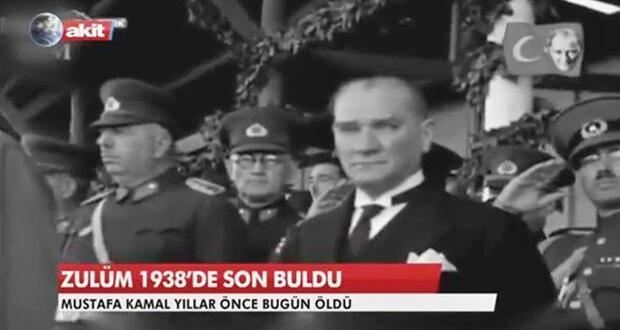 AKİT TV'nin Atatürk'e hakarete duruşma saati: 9'u 5 geçe!