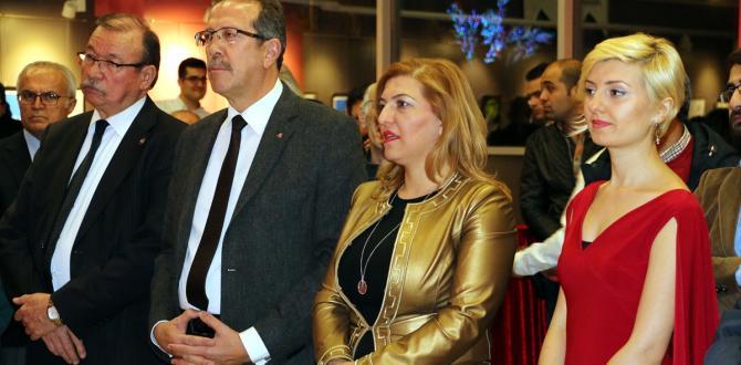 9. Eskişehir Karikatür Festivali başladı