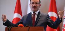 Adalet Bakanı Bozdağ: (1)