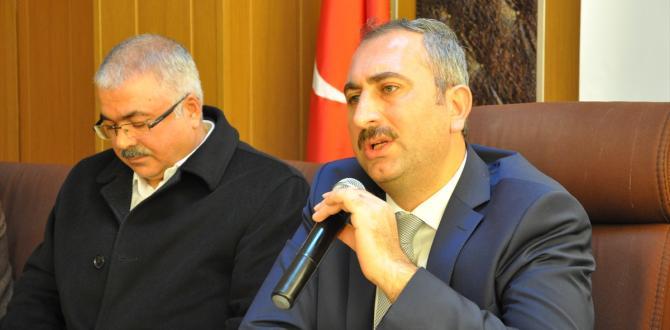 AK Parti Genel Sekreteri Gül: