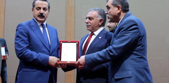 AK Parti Şanlıurfa İl Danışma Kurulu Toplantısı