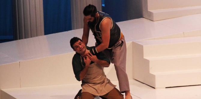 """ANTDOB'da """"Saraydan Kız Kaçırma"""" operası sahnelendi"""
