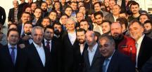 Başbakan Yıldırım İstanbul'da