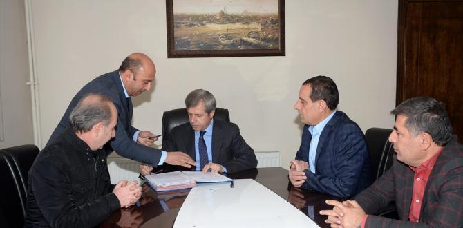 Bitlis'te yatırımcıya arsa tahsisi