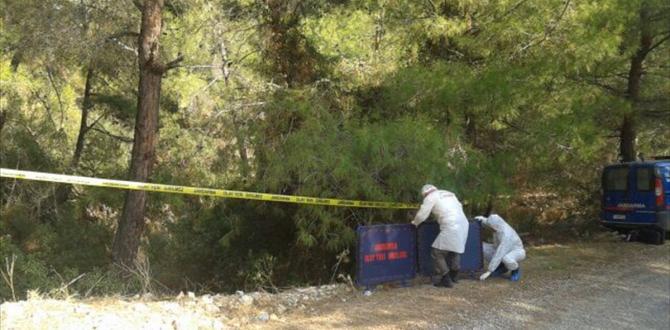 Bodrum'daki iş kadınının ölü bulunması