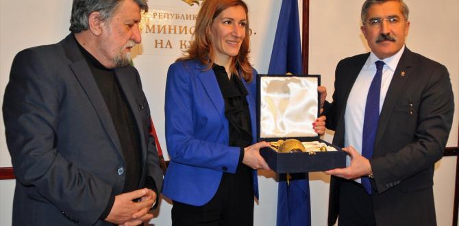 Bulgaristan'da Dünya Medeniyetleri ve Yaratıcı Turizm Kongresi