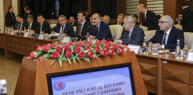Çalışma ve Sosyal Güvenlik Bakanı Müezzinoğlu: