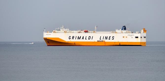 Çanakkale Boğazı'ndaki gemi kazası