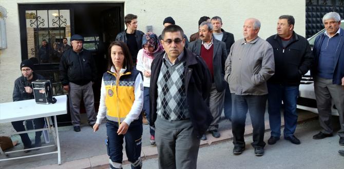 Şehit Piyade Uzman Çavuş Arıyeşil'in Eskişehir'deki baba ocağına acı haber ulaştı