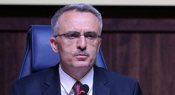 Maliye Bakanı Naci Ağbal: 'Asgari ücret 1300 liranın altına düşmez'